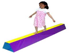 balance beam for indoors