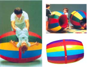 Fitness Barrel for children