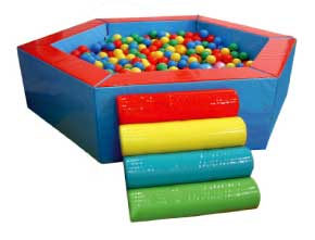 ball pit for play centres