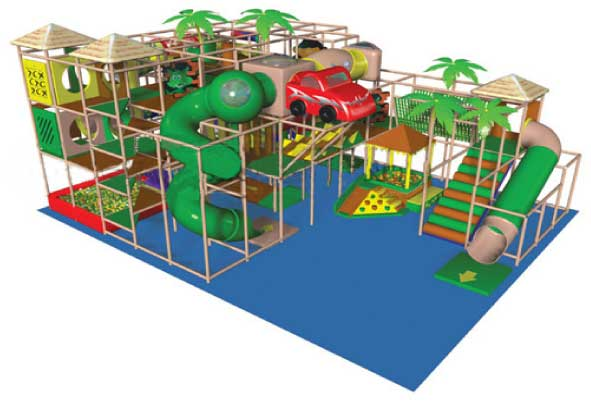 indoor Play Equipment 100-180-002