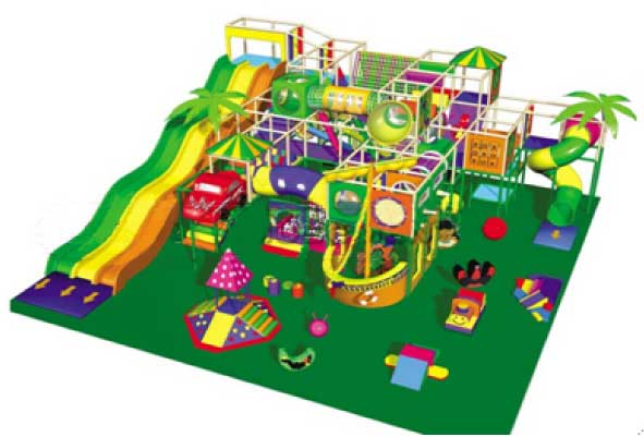 indoor Play Equipment 100-180-003