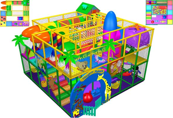 indoor Play Equipment 100-180-005