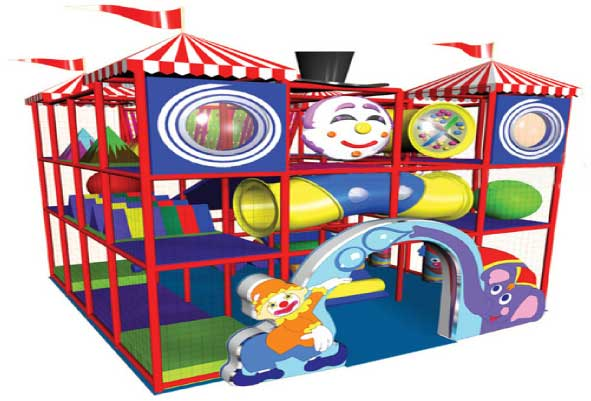 indoor Play Equipment 35-100-001