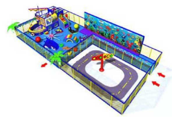 indoor Play Equipment 35-100-003