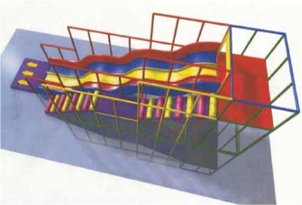 indoor Play Equipment 35-100-006