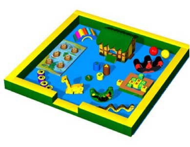 Soft Play equipment 3016