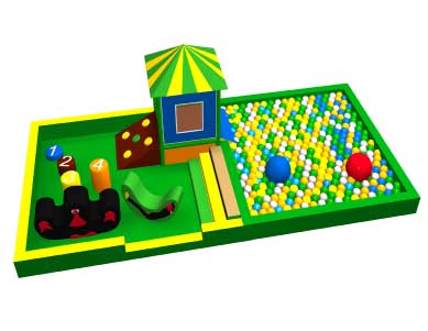 Soft Play equipment 3017