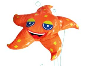 Star fish soft play